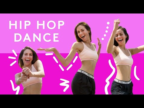 Lucie Fink Learns Hip Hop Dance | Try Living With Lucie | Refinery29