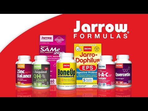 Jarrow Formulas® Introduction