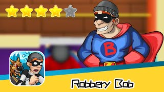 Robbery Bob SuperBob SUBURBS Day35 Walkthrough Recommend index four stars