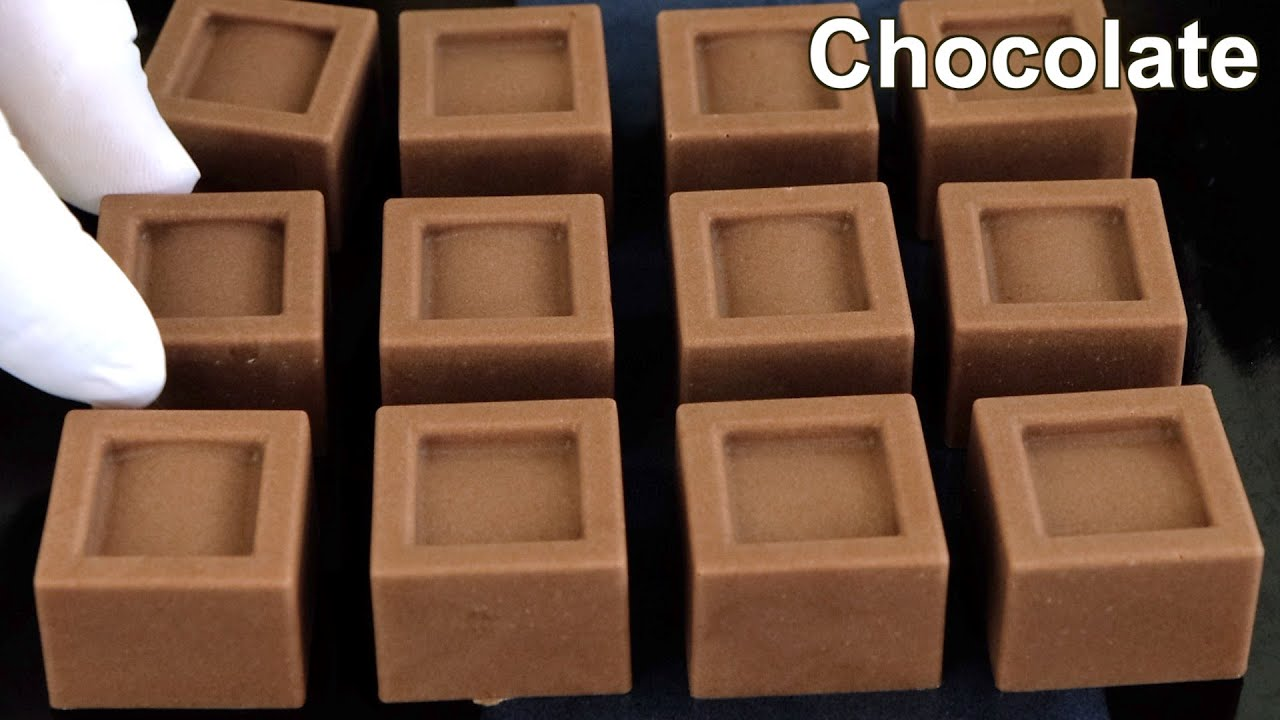 Homemade Chocolate Recipe   Milk chocolate without coconut oil