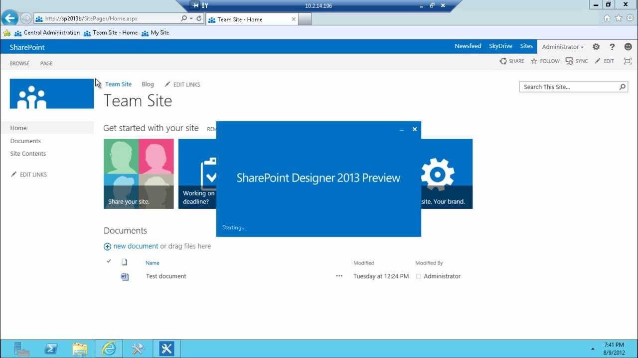 Sharepoint site design ideas - Sharepoint Designer