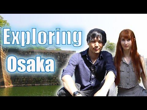 Exploring Osaka with Rachel & Jun