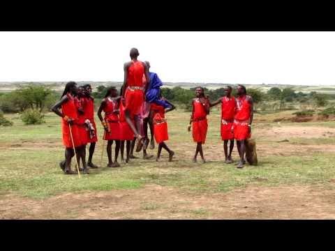 KENYA - Salto Masai