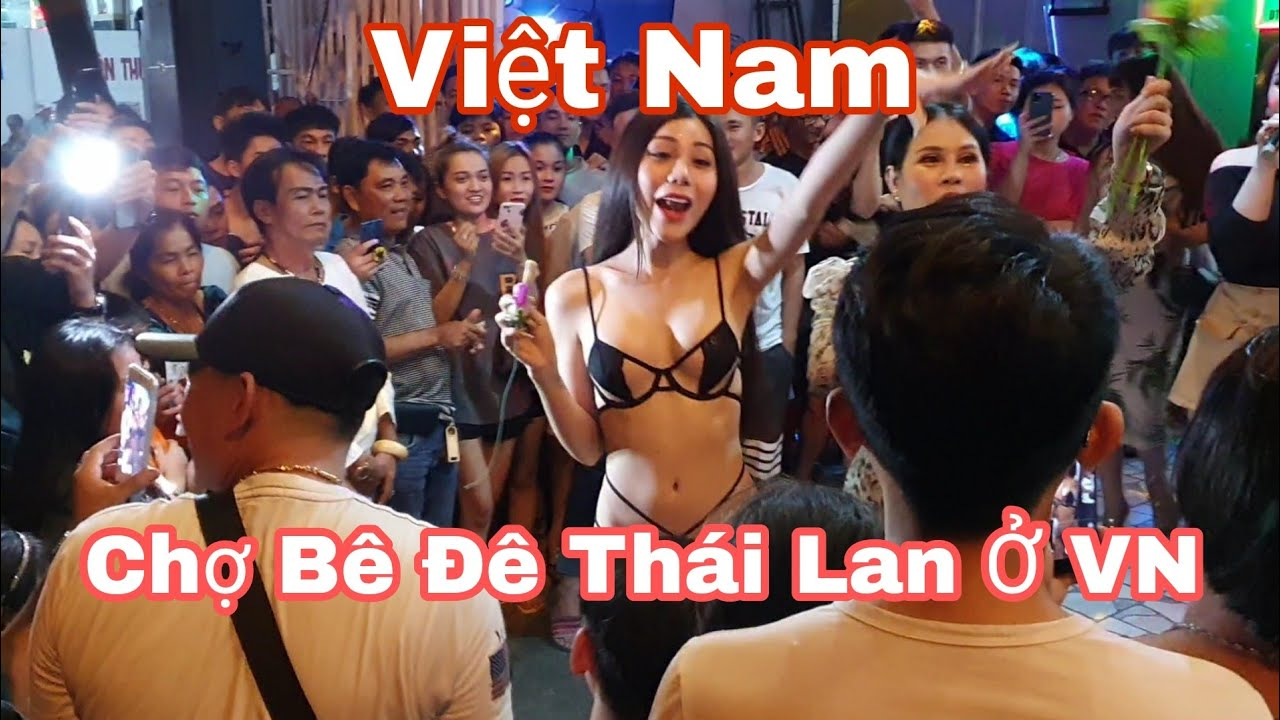 Khám Phá Ngày Hội Của Giới Tính Thứ 3 Tưởng Đâu Đang Ở Thái Lan