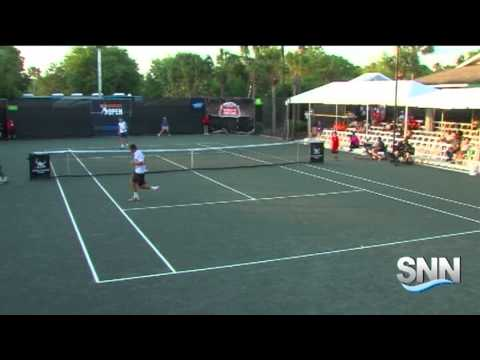 SNN: Stepanek Upset In Sarasota Open