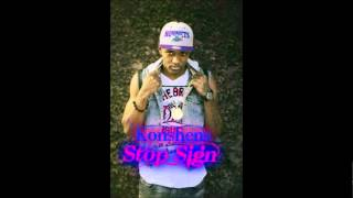Konshens - Stop Sign {Raw} - {Stop Sign Riddim} Apr. 2012