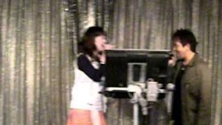 2010年11月14日、 蒲田で尾田美由紀ちゃんのライブ後の二次会で、美由紀...