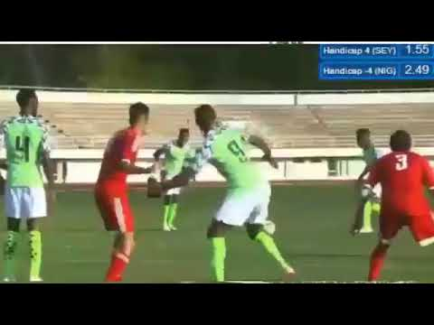 Nigeria vs Seychelles 3-0 All Goals Full Highlights 08/09/2018 Seychelles vs Nigeria thumbnail
