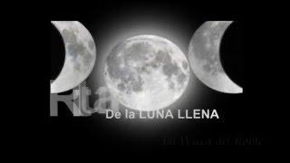 Ritual de luna llena para amor, prosperidad y deseos en general