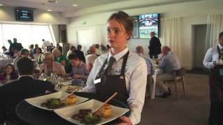 Equus Restaurant at Sandown Park