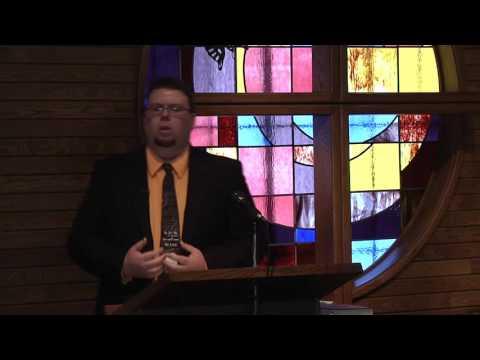 First Baptist service  Palm Sunday 3/20/16
