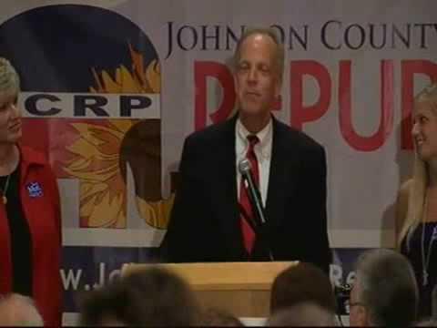 Jerry Moran victory speech