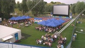 Kino am Olympiasee ist Münchens beliebtestes OpenAir-Kino