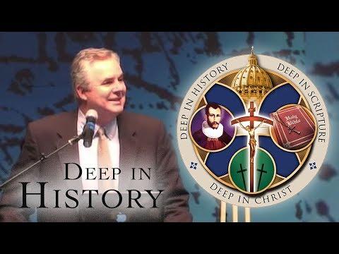 Catholics in Post-Revolutionary America  - Marcus Grodi - Deep in History