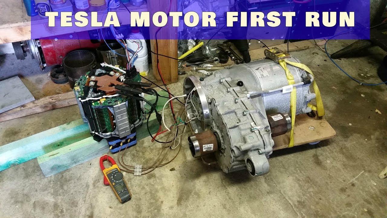 Open Source Tesla Drive Unit Controller!!! | Tesla Motors Club
