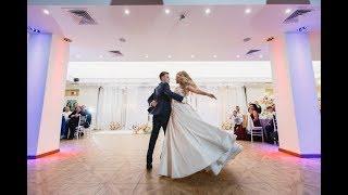 Свадебный танец. Красивый свадебный вальс.