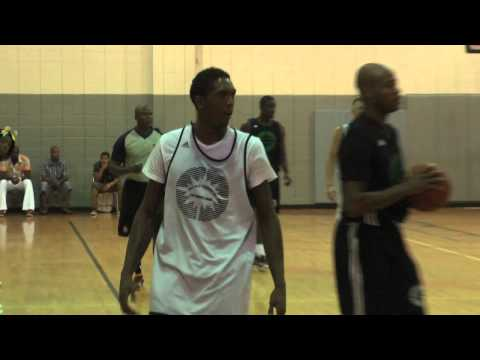 76ers Lou Williams goes for 51 pts in Wallace Prather Pro-Am Championship