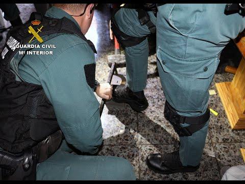 Desarticulan en Alguazas un grupo criminal dedicado al tráfico de droga