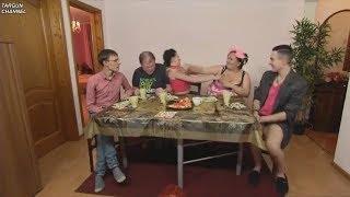 Ебанутый Ужин - Аннушка Оргазмова | День 5