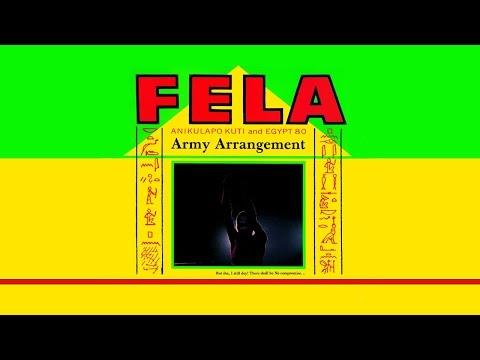 Fela Kuti - Army Arrangement (LP)