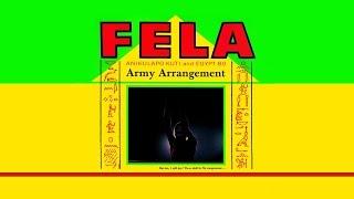 fela kuti army arrangement lp