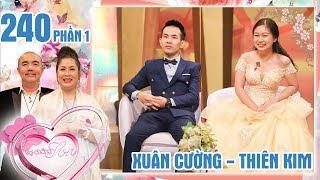 Té ghế với cô vợ có sở thích xem chồng như GIẺ LAU MIỆNG | Xuân Trường - Thiên Kim | VCS #240 😂