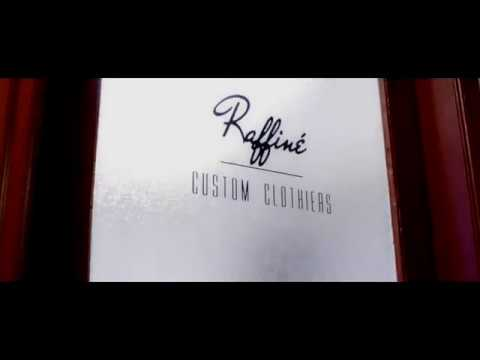 Bespoke Suits - Raffiné Custom Clothers