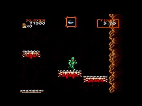[SNES/1991] Super Ghouls'n Ghosts #1
