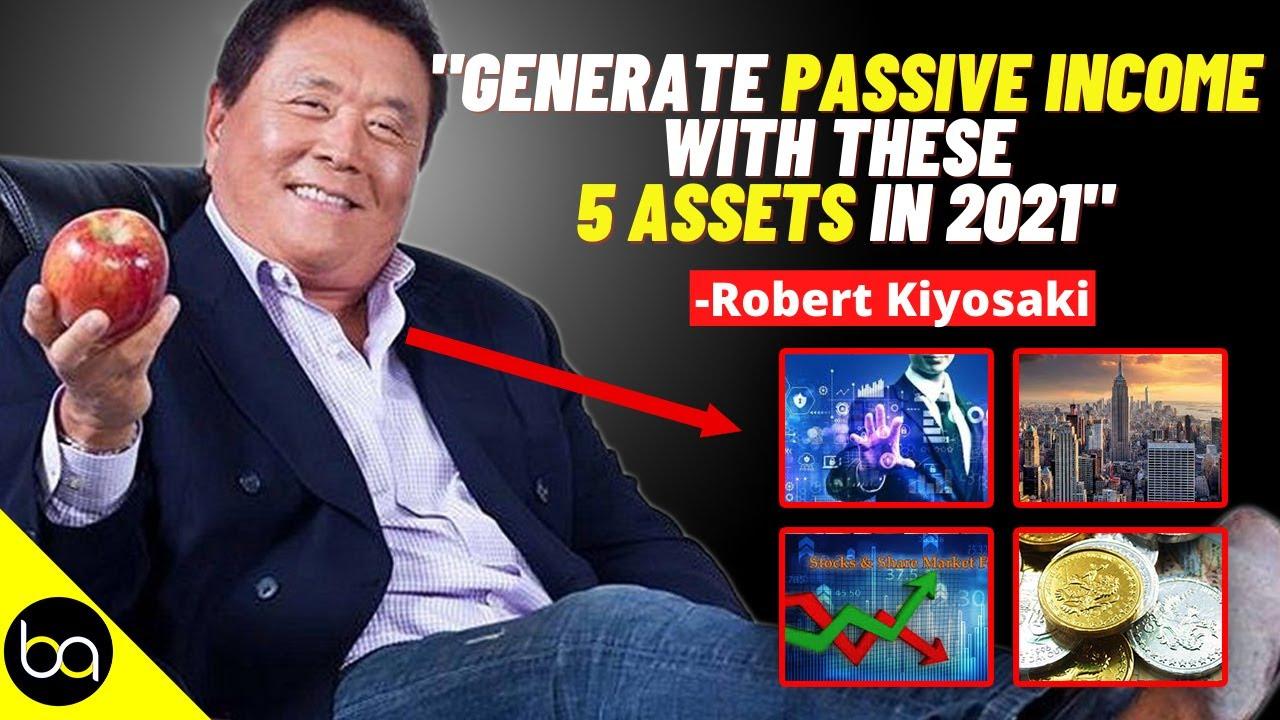 Own Theses Assets u0026 Never Work Again  Robert Kiyosaki