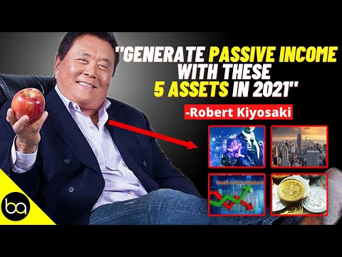 """Own Theses Assets & Never Work Again"" 