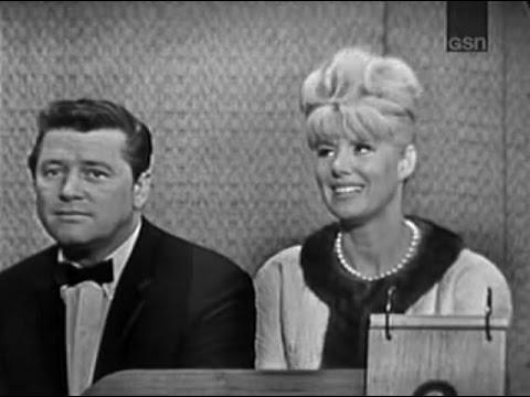What's My Line? - Gordon & Sheila MacRae; Martin Gabel [panel] (Sep 22, 1963)