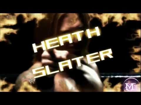Heath Slater full custom titantron 2011 (HD)