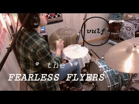"""THE FEARLESS FLYERS /// """"Ace Of Aces"""" Drum Cover /// Vulfpeck"""