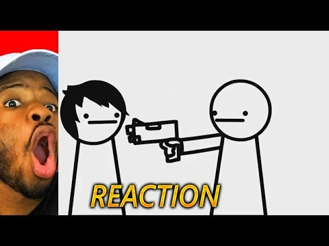 THIS IS TOO FUNNY!! asdfmovie 1-12 (Complete Collection) REACTION