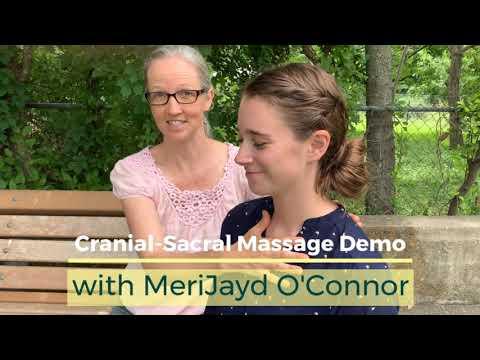 Cranial-Sacral Demo