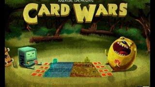 Обзор игры Card Wars ANDROID