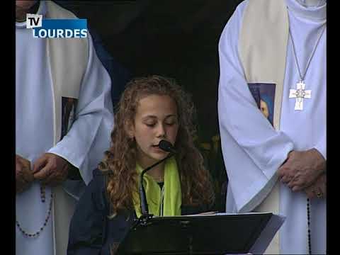 Chapelet de Lourdes du mercredi 25 avr. 2018