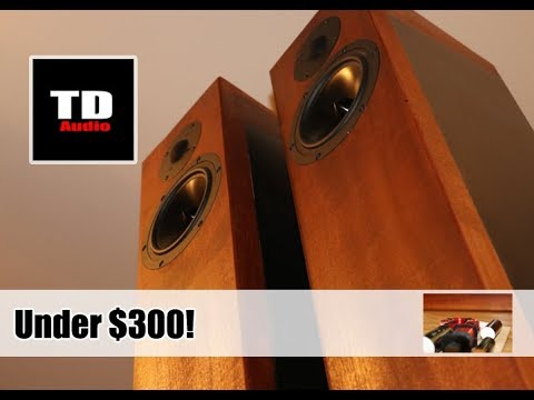 The Best DIY Speakers for Under $300? Crossover Design and Overview