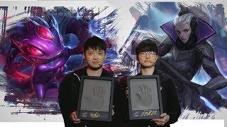 Faker Đụng Độ Westdoor Ở Đài Loan | Aram 3-3 |