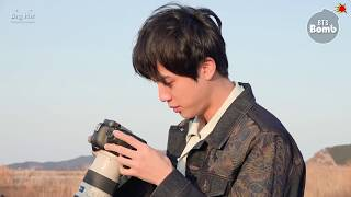 [BANGTAN BOMB] Photographer JIN - BTS (방탄소년단) thumbnail
