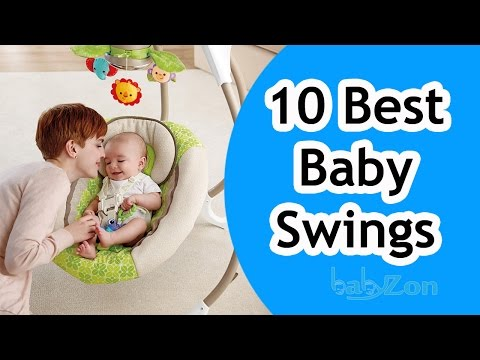 Best Baby Swing 2016 - Top 10 Baby Swings Reviews