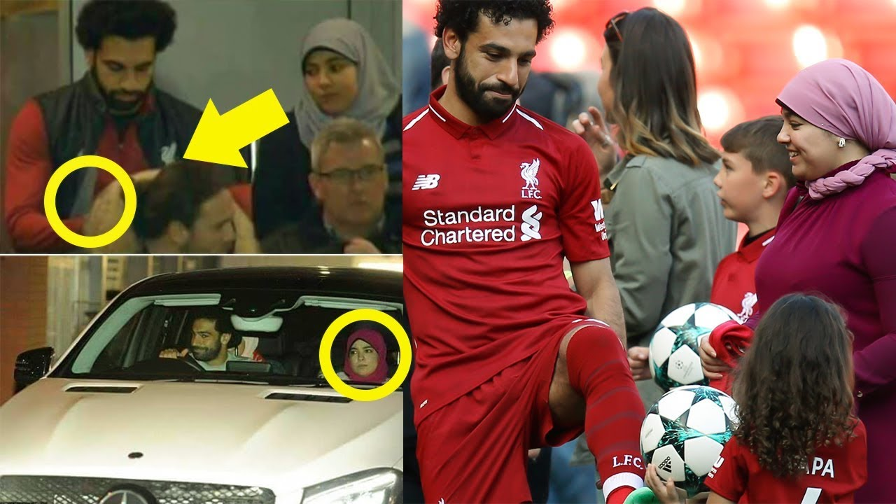 ماذا فعلت زوجة محمد صلاح لتصبح حديث الجميع في مصر وإنجلترا Youtube