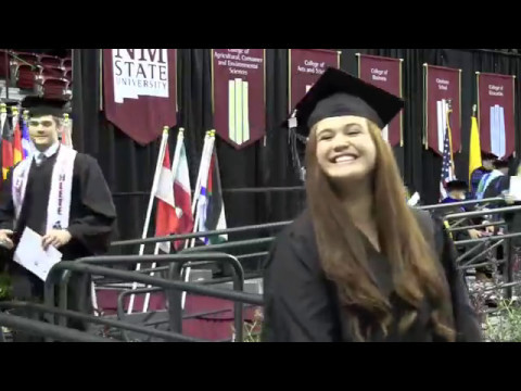 NMSU Spring 2017 Commencement Highlights