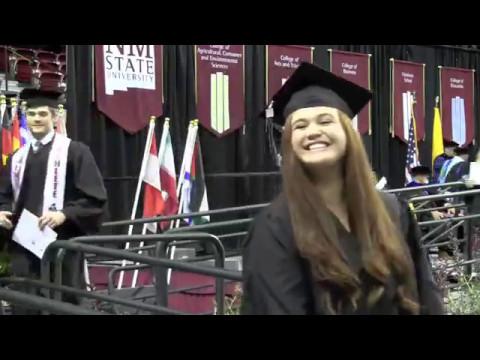 Nmsu Graduation 2020.Nmsu Spring 2017 Commencement Highlights