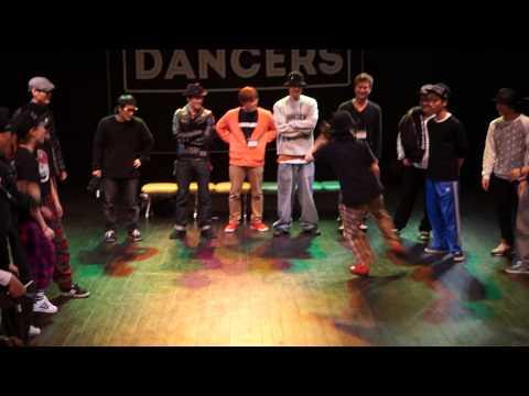 2013 WEST KN DANCERS VOL 7 I 3, 4위전 I KASINAZ VS SOUL POP 연장