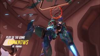 January 2019 Overwatch Highlights of the Month