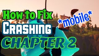 (June 2019) How to Fix Fortnite Mobile CRASHING Season 9 IOS 12 *WORKING*