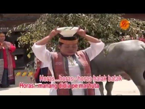 Lagu Batak Gerhana Trio - Horas Halak Batak .