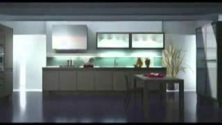 Кухни Италии модерн, итальянские кухни Biefbi