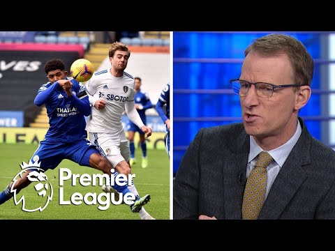Reactions, analysis after Leeds come back to sink Leicester 3-1 | Premier League | NBC Sports